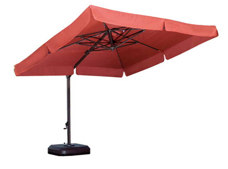 Patio umbrella 11 castlecreek 3 tier 11 umbrella 233708 for Best outdoor umbrellas reviews